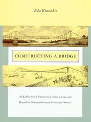 Cover of: Constructing a Bridge
