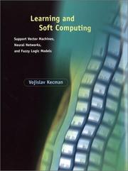Cover of: Learning and Soft Computing | Vojislav Kecman