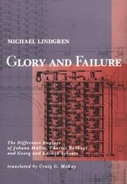 Cover of: Glory and failure | Michael Lindgren