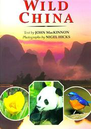 Cover of: Wild China