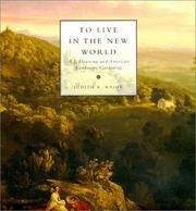 Cover of: To live in the New World