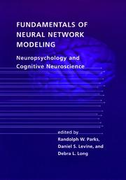 Cover of: Fundamentals of Neural Network Modeling |