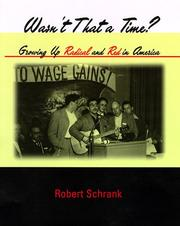 Cover of: Wasn't that a time?