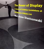 Cover of: The power of display | Mary Anne Staniszewski