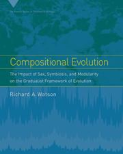 Cover of: Compositional evolution | Watson, Richard A.
