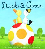 Cover of: Duck and Goose | Tad Hills