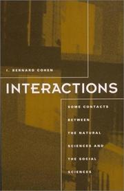 Cover of: Interactions