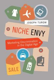 Niche Envy by Joseph Turow