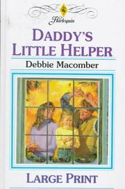 Cover of: Daddy's Little Helper