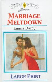 Cover of: Marriage Meltdown