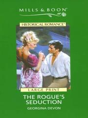 Cover of: The Rogue's Seduction