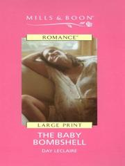 Cover of: The Baby Bombshell