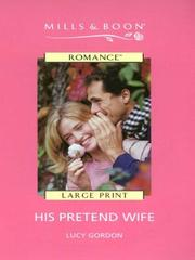 Cover of: His Pretend Wife