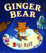Cover of: Ginger Bear