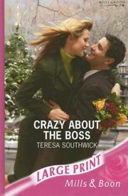 Cover of: Crazy about the Boss (Romance Large)