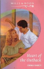 Cover of: Heart of the Outback