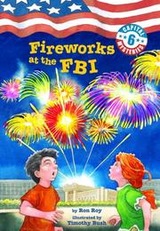 Cover of: Fireworks at the FBI (Capital Mysteries)
