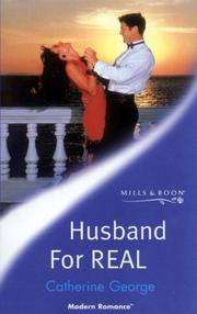 Cover of: Husband for Real