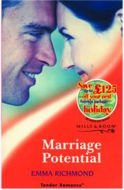 Cover of: Marriage Potential