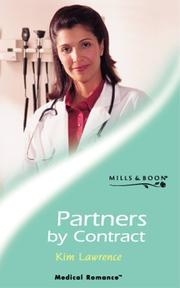 Cover of: Partners by Contract