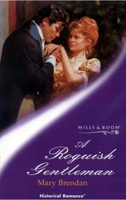 Cover of: A Roguish Gentleman