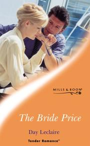 Cover of: The Bride Price