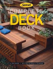 Cover of: Complete Deck Book