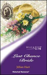 Cover of: Last Chance Bride