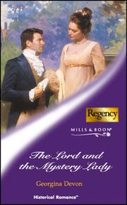 Cover of: The Lord and the Mystery Lady