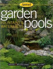 Cover of: Sunset Garden Pools