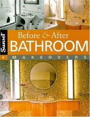 Cover of: Before & After Bathroom Makeovers