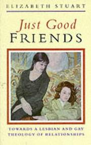 Cover of: Just good friends