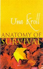 Cover of: The Anatomy of Survival