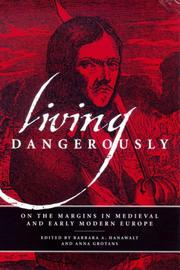 Cover of: Living dangerously