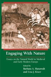 Cover of: Engaging with nature