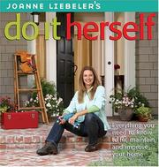 Cover of: Joanne Liebeler's Do It Herself
