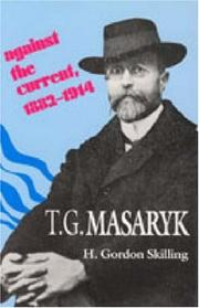 Cover of: T.G. Masaryk