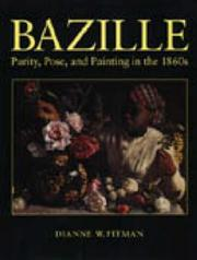 Cover of: Bazille