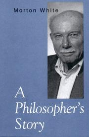 Cover of: A Philosopher's Story