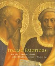 Cover of: Italian Paintings 1250-1450