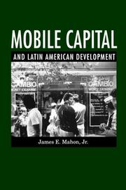 Cover of: Mobile Capital