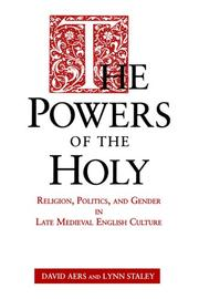 Cover of: Powers of the Holy