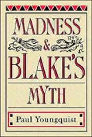Cover of: Madness & Blake