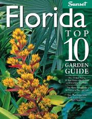 Cover of: Florida Top 10 Garden Guide (Top 10 Garden Guides)