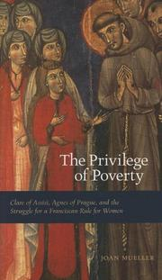 Cover of: The Privilege of Poverty