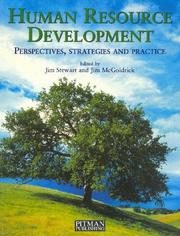 Cover of: Human Resource Development |