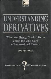 Cover of: Understanding derivatives