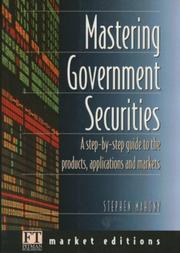 Cover of: Mastering Government Securities (Financial Times Market Editions Series)