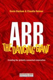 Cover of: ABB-The Dancing Giant