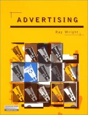 Cover of: Advertising